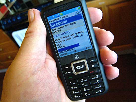 Skype Mobile Phone