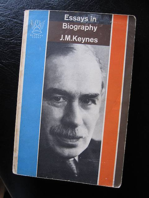 keynes essays in biography Jm keynes essays in biography - free.