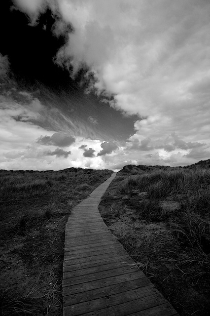 Boardwalk to the sky-blog