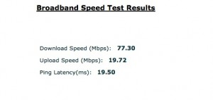 Fibre_speedtest